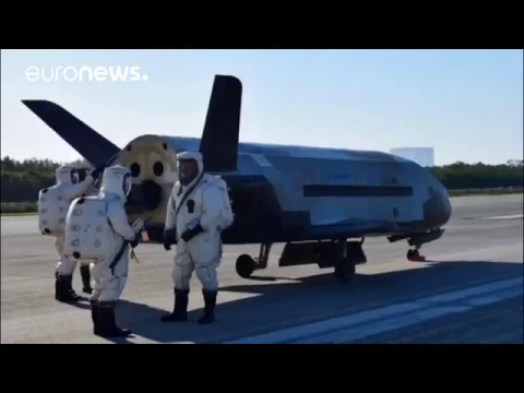 Secret Military Spacecraft Lands in Florida With a Sonic Boom. What Was It?