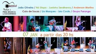 [7 jan - 2º dia] Tributo à Pena Branca e Xavantinho | Festival de Arte Vale do Paraíba