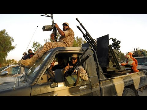 Libya: Leader Khalifa Haftar declares Benghazi 'liberated' of jihadists