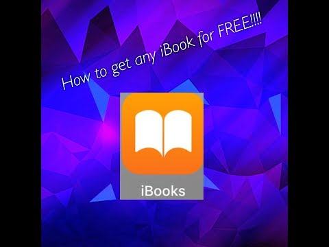 How To Get Any IBook FREE!! (BEST METHOD) IOS 13