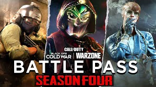 Black Ops Cold War: Season 4 Battle Pass Revealed! (New Operators, Weapons & More)