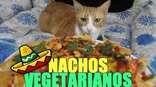 HAGO NACHOS VEGETARIANOS