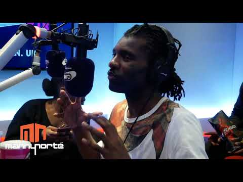 Wretch 32 breaks down every track on #FR32 for The Norte show
