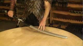 Calimacil - Highlander, The Scottish Claymore
