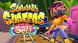 Subway Surfers World Tour #96 (Bali) | Android Gameplay | Friction Games