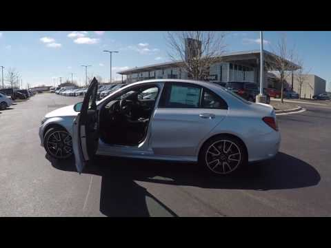 2017 mercedes benz c class amg c 43 st charles il 17307 for Mercedes benz st charles