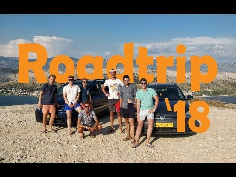 Aftermovie Roadtrip 2018
