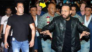 Salman Khan Sends Bodyguard Shera To Receive Mike Tyson At Mumbai Airport