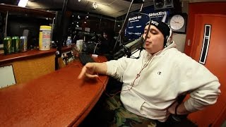 Frank Castle Freestyle on Showoff Radio with Statik Selektah