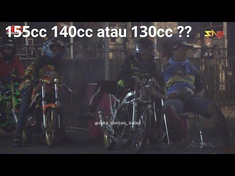 Kelas campuran 2tak 155cc 140cc dan 130cc _ sdc seri 3 2019