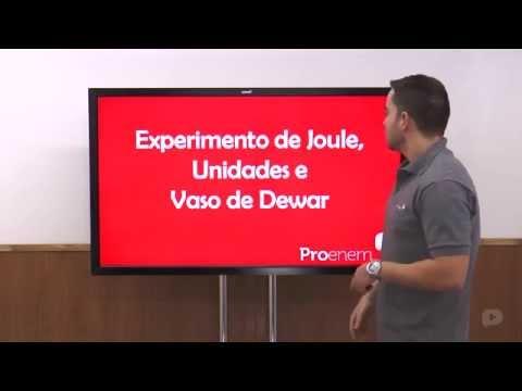 Física - Experimento de Joule