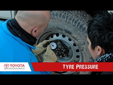 TGS Instructional Videos - Tyre Pressure
