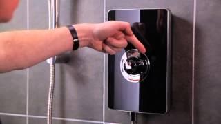 Triton Electric Showers Stylish Aspirante Range