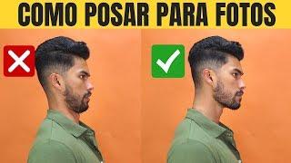 10 Trucos Para Lucir SIEMPRE Perfecto En Imágenes | 10 Estilos De Posar Para Hombres