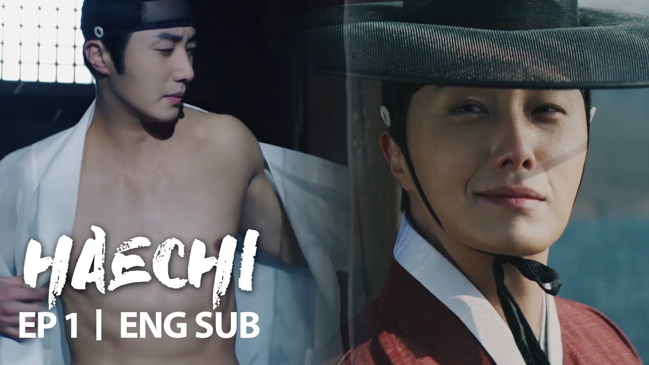 Jung Il Woo is Still Cool     [Haechi Ep 1]