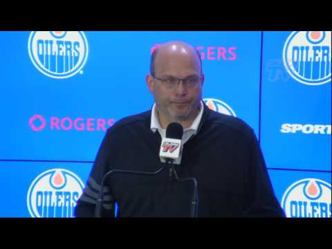 RAW | Peter Chiarelli Press Conference