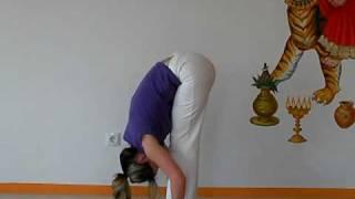Yoga Sonnengruss - langsam und exakt
