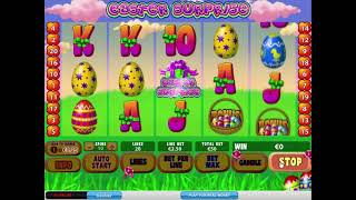 Easter Surprise slot from Playtech - Gameplay