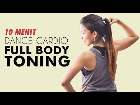 Senam Dance Cardio 10 Menit Menurunkan Berat Badan | Dance Cardio Workout