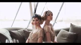 Девушки Стиль Гэтсби | GENTLE Gatsby