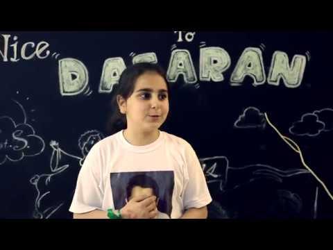 Dasaran-ը՝ աշակերտուհու տեսանկյունից
