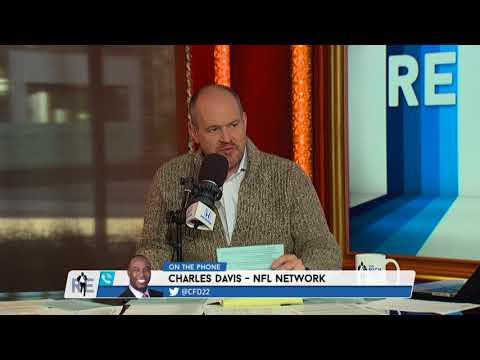 NFL Network Analyst Charles Davis Talks NFL Playoffs - 1/10/18
