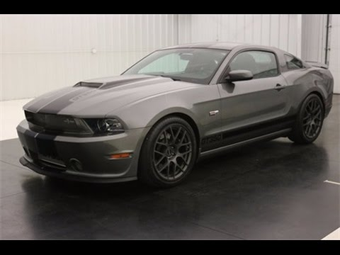 2014 Ford Mustang Shelby GT350 AU4579