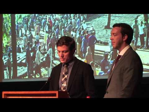 Emerging Voices 2013: Michael Murphy and Alan Ricks, MASS Design Group