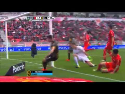 Independiente 3 - Olimpo 1 /Promiedos