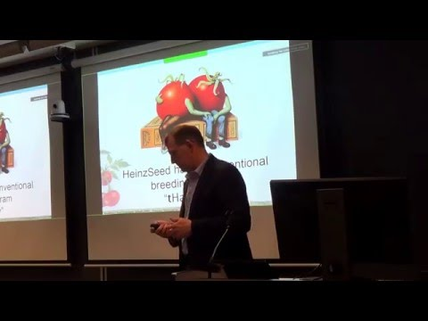 2016 5th Annual Cornell University Plant Breeding Symposium - Rich Ozminkowski