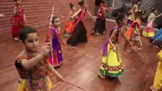 CHOGADA TARA | LOVRATRI | CHOREOGRAPHY | D'ALIVE DANCE ACADEMY