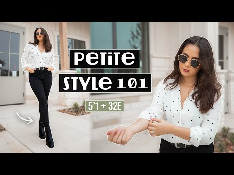 The Ultimate Guide to Petite Styling // Look Taller, Stylish, + Put Together ♡