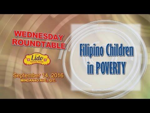 Filipino Children in POVERTY