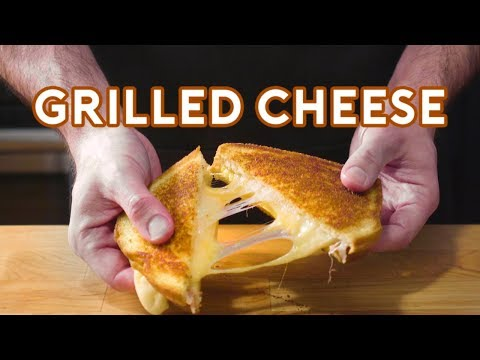 Binging with Babish: National Grilled Cheese Day + VidCon Announcement