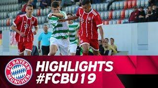 Video Gol Pertandingan FC Bayern Munchen U-19 vs Celtic U-19