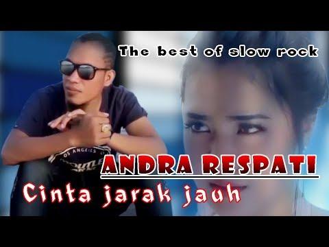 CINTA JARAK JAUH - Andra respati (Lyrics)