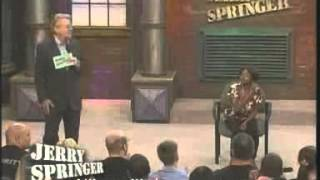 A Woman's Wrath (The Jerry Springer Show)