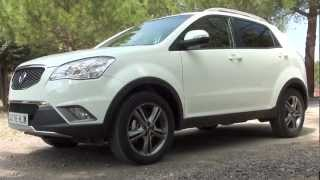 Ssangyong Korando 2012 Videos
