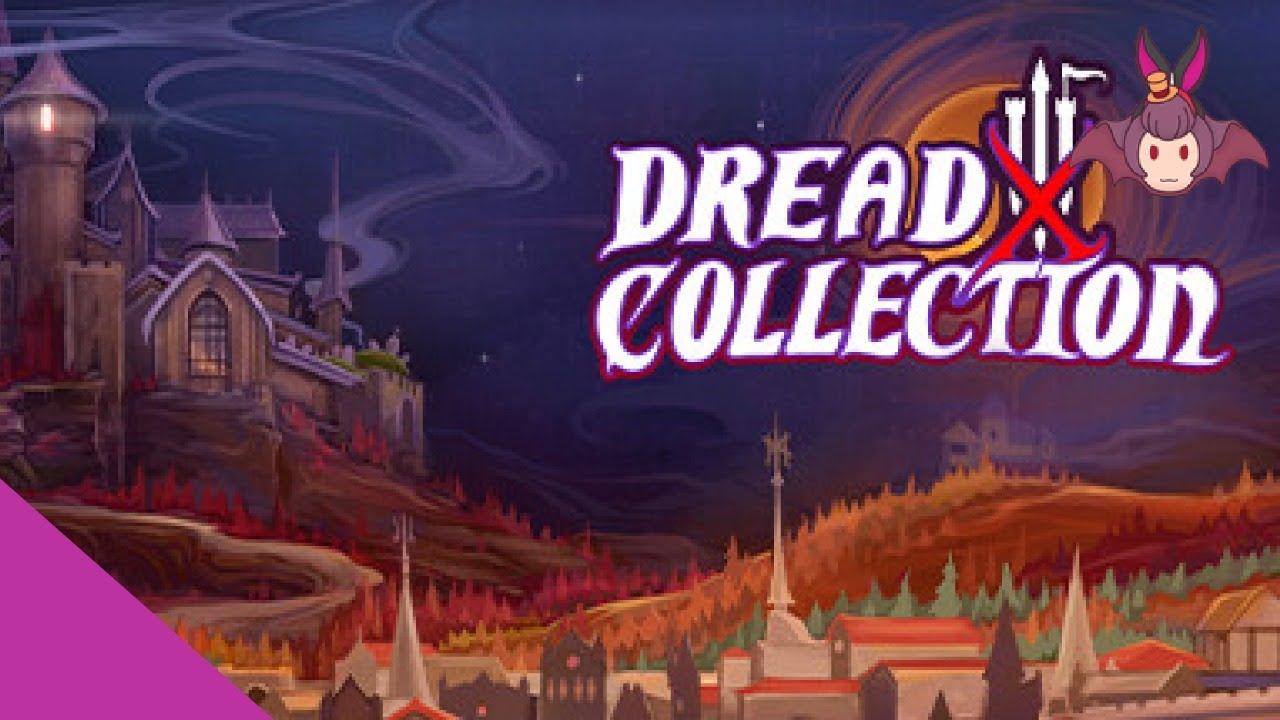 Dread X Collection 3 - 12 игр. 10 дней. Что же вышло? [60% из них норм]