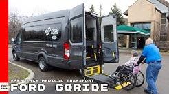 Ford GoRide Non-Emergency Medical Transport VNR