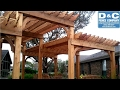 Custom Decks / Patios / Pergolas by D&C Fence Company | (361) 289-8277