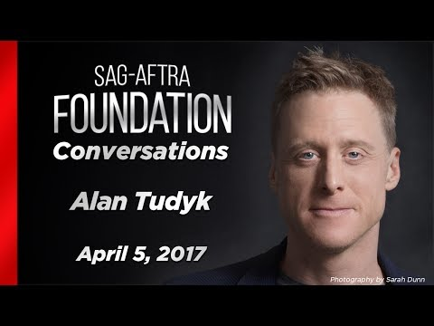 Conversations with Alan Tudyk