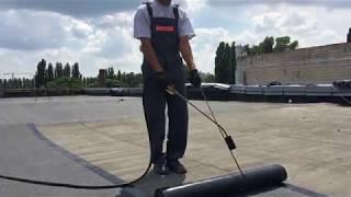 Жөндеу жазық шатырдың 1500 м2. Киев қ - қалау рубероида - KCK Roof