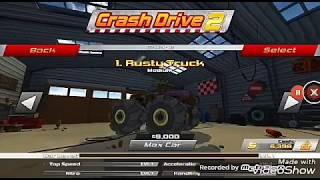 Газель с кокаколой vs Пустынный танк|Crash drive#1