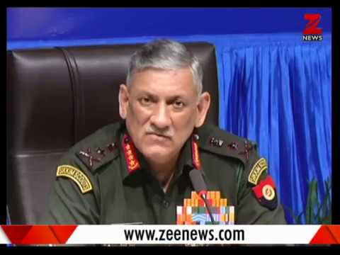 Army believes in human rights and we consider them while taking actions, says Gen Bipin Rawat