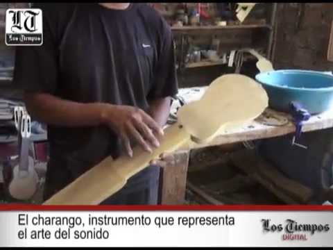 VIDEO: Luthier de charangos: Elvis Cerrudo