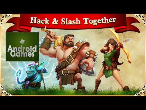 Arcane Legends Android Trailer HD 720p