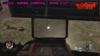 Guia Black Ops 2 Objetos Collecionables Intels - Mission 07 : Sufrirá Conmigo / Suffer With Me