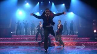 Glee - Glad You Came (HD)
