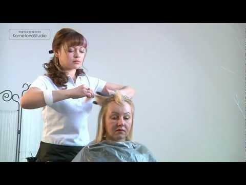 Выпрямление волос COCOCHOCO. Парикмахерская KornetovaStudio.